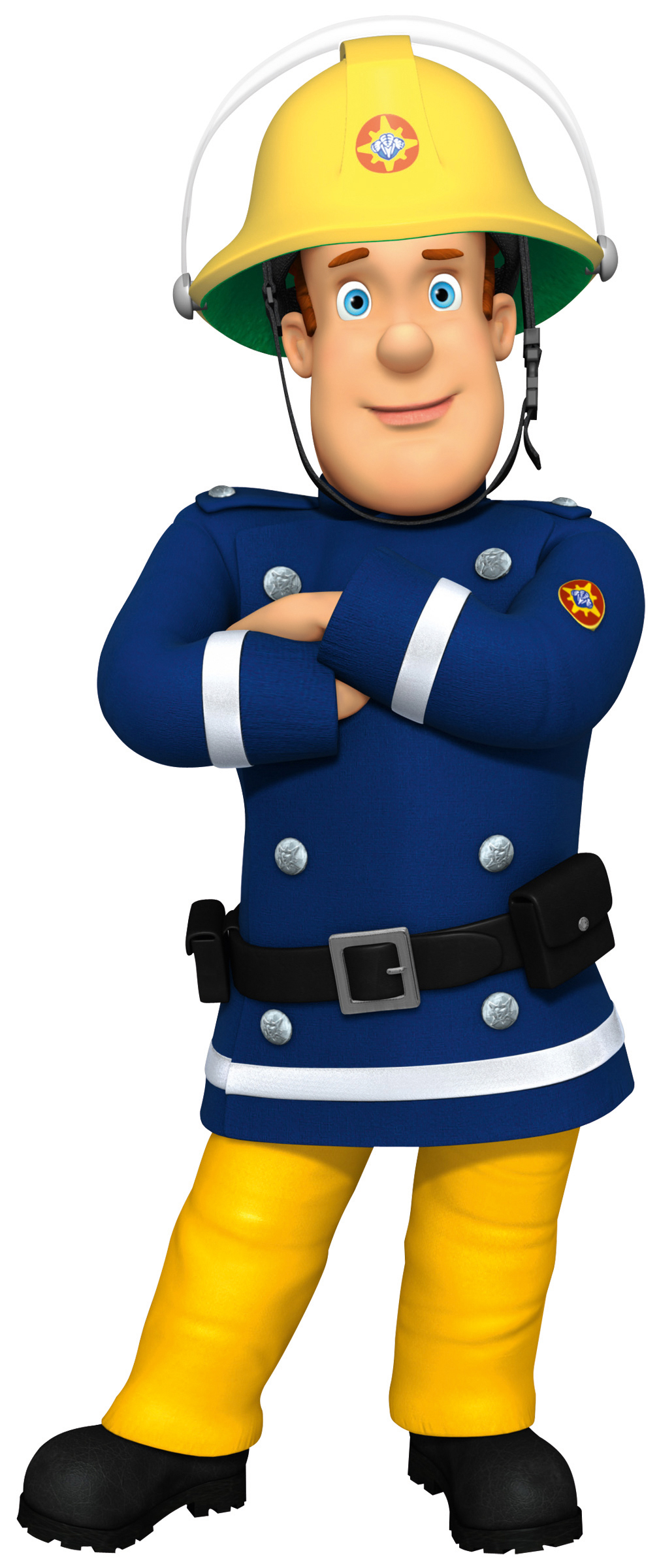 It is an image of Handy Fireman Sam Pic